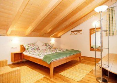 Schlafzimmer Fewo Heuberg