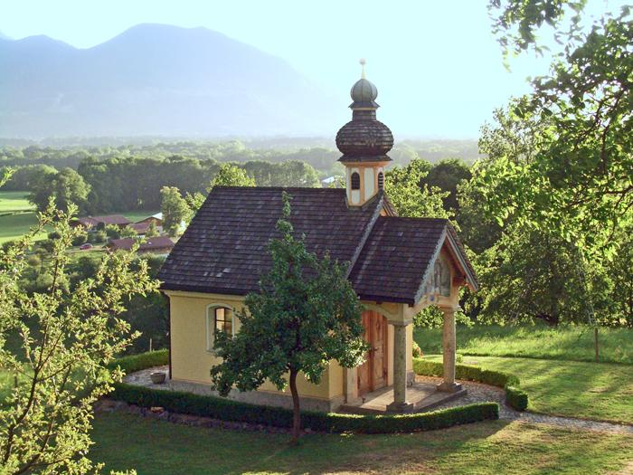 Unsere Hofkapelle, geweiht dem Heiligen Josef