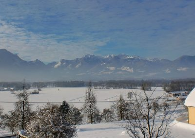 Traumwinter in Oberbayern