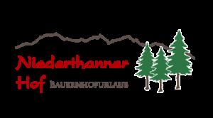Logo Niederthanner Hof bei Nußdorf am Inn