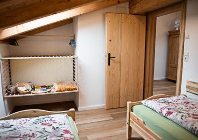 FeWo Kranzhorn_Blick aus Kinderzimmer