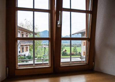 FeWo Petersberg_Blick aus dem Fenster
